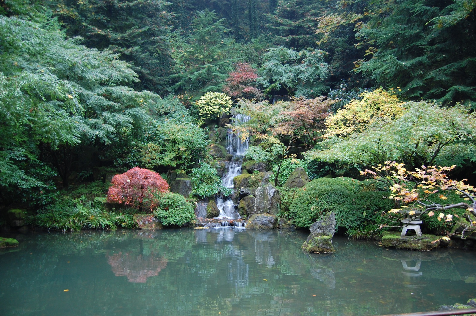 Portland Japanese Garden: A Place Of Serenity And Beauty